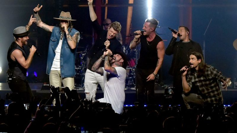 News article image BSB + FGL Perform All The Hits For 'CMT Crossroads'
