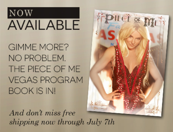 New Piece Of Me Program Available Now!
