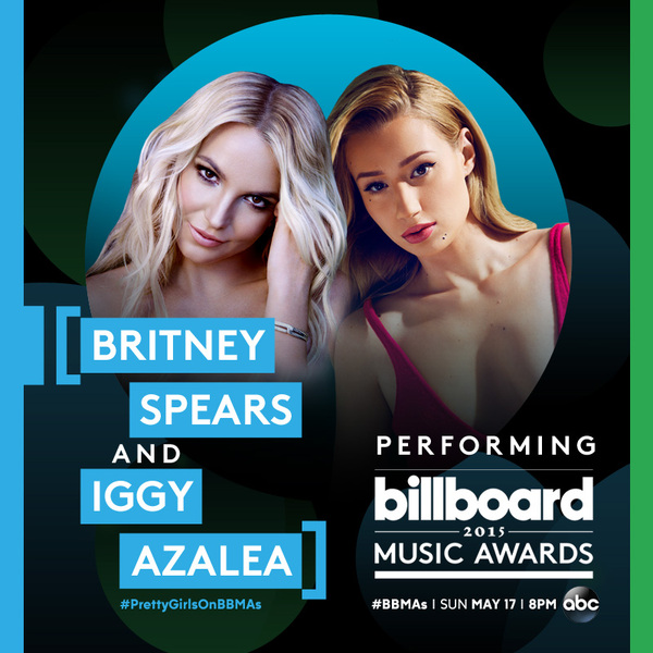 Britney and Iggy Azalea Are Performing