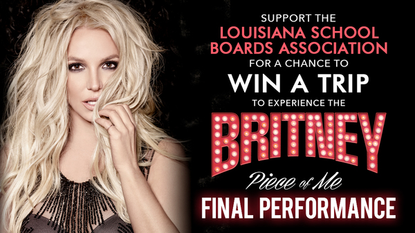 WIN A TRIP TO VEGAS TO MEET BRITNEY & SEE THE FINAL PIECE OF ME SHOW!