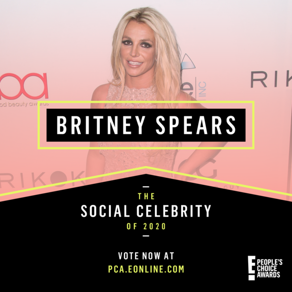 Britney Nominated for the PCAs!!!