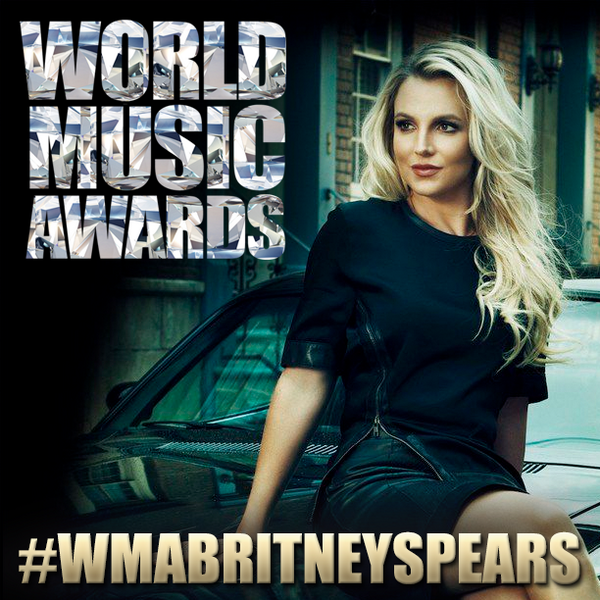 Britney Army Wins At World Music Awards!