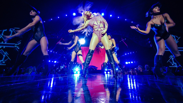 Britney Performs on TODAY!