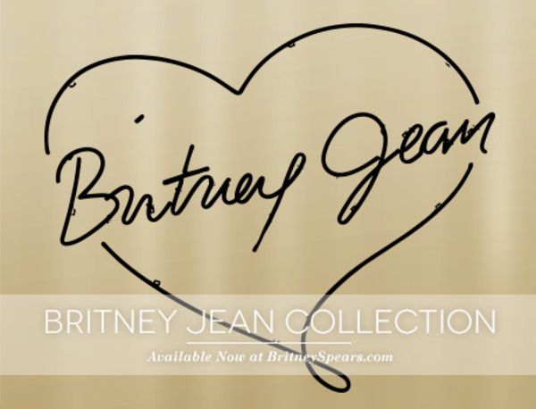 BRITNEY JEAN COLLECTION IS NOW AVAILABLE