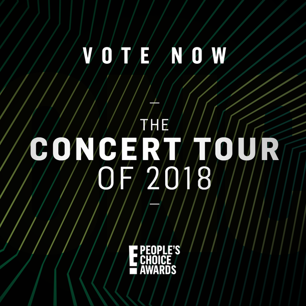 Britney Spears Nominated for 2018 People's Choice Award!