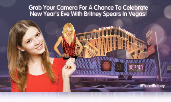 KIIS FM's Ultimate Britney Prize Package