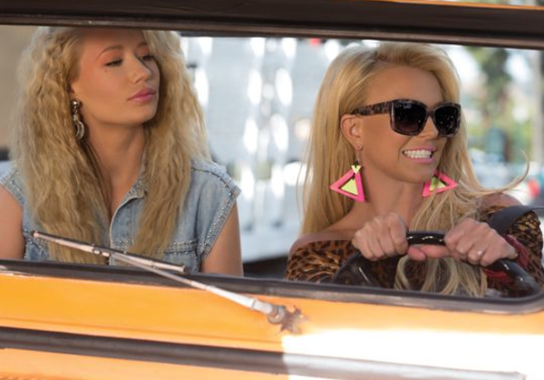 "Britney and Iggy Talk ""Pretty Girls"" In USA Today"