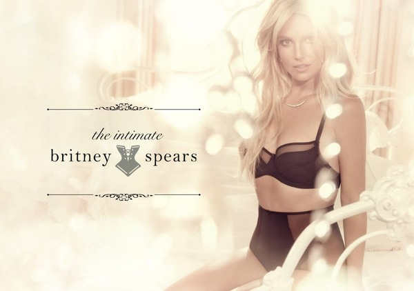 Britney's New Intimates Collection is Now Available in the US & Canada!