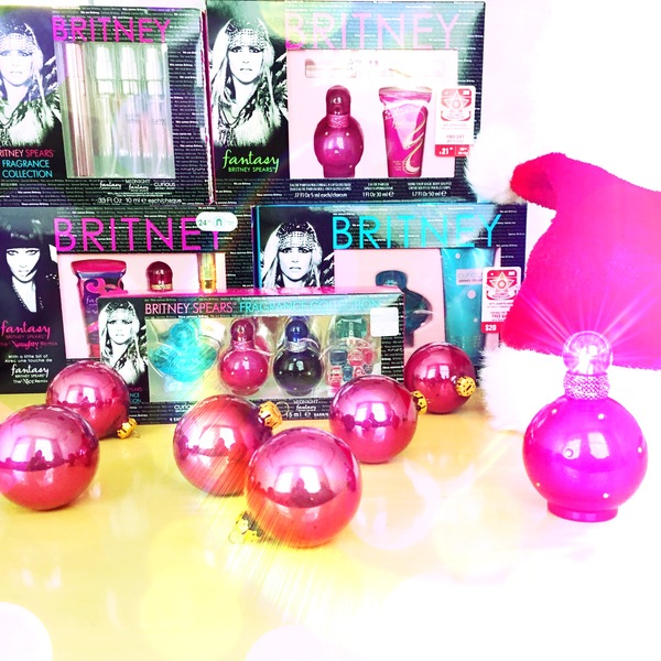 Britney Spears Fragrance Gift Sets