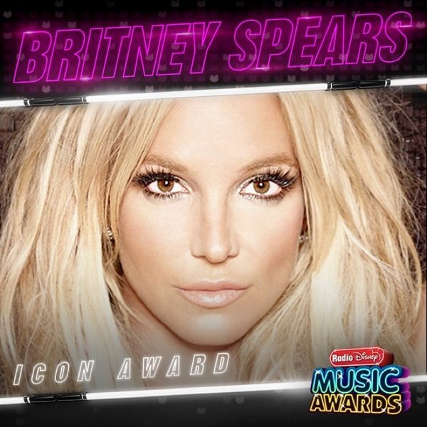 Britney To Receive First-Ever Radio Disney Icon Award