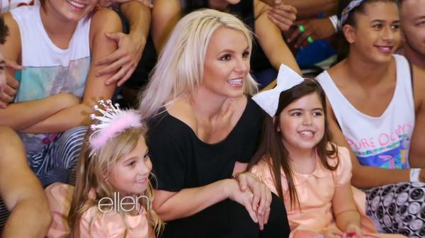 Britney Spears on The Ellen Degeneres Show - Tuesday, Dec. 3rd!!!!