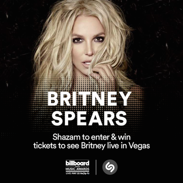 "Shazam the BBMAs Tonight to Win Tickets to ""Piece Of Me""!"