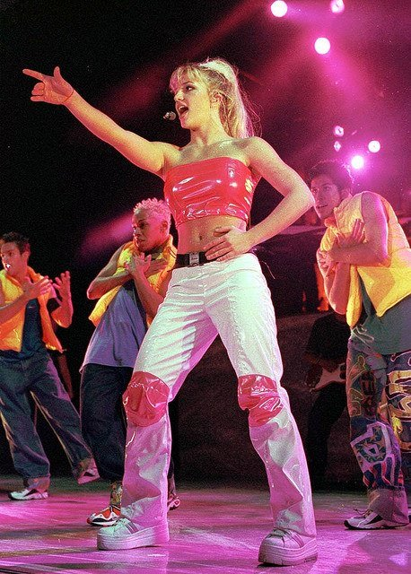 BOMT Tour , DWAD Tour Outfits Today , The Britney Exchange