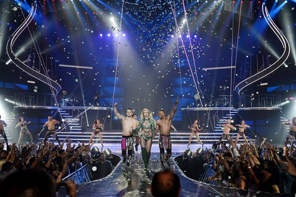 Britney Spears concludes 'Piece of Me' residency in Las Vegas