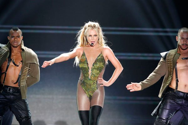 Britney begins first-ever Asia Tour