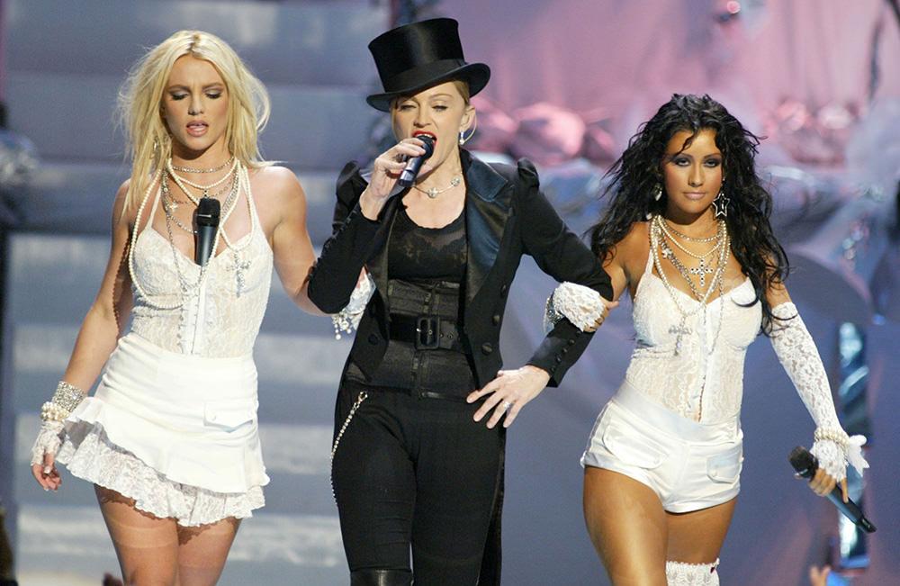 2003 MTV VMAs
