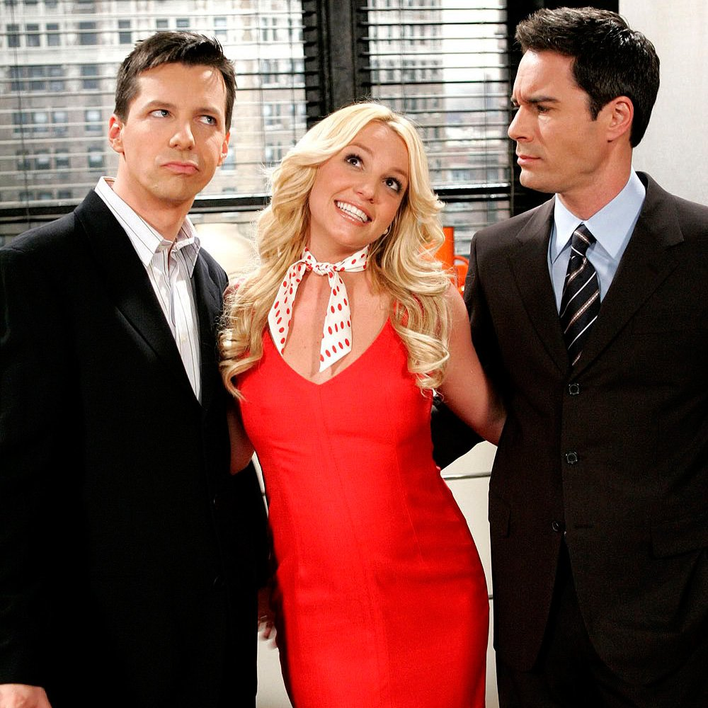 Britney Guest Stars on Will and Grace