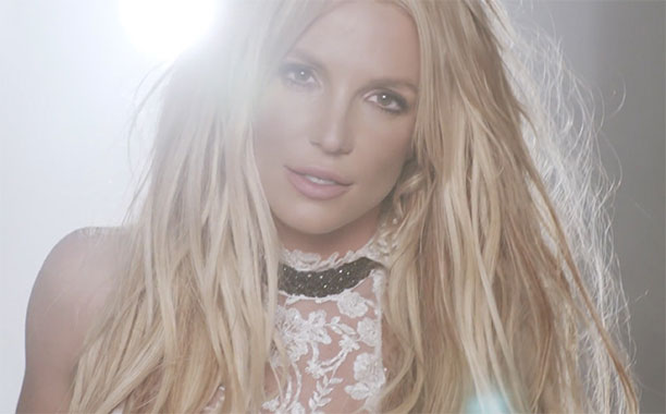 "Britney Releases the Music Video for ""Make Me"""