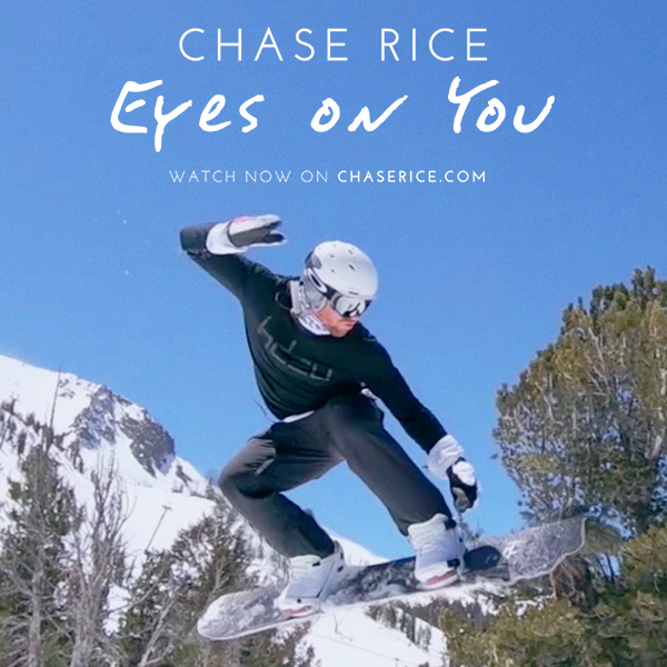 "Watch the official ""Eyes On You"" music video"