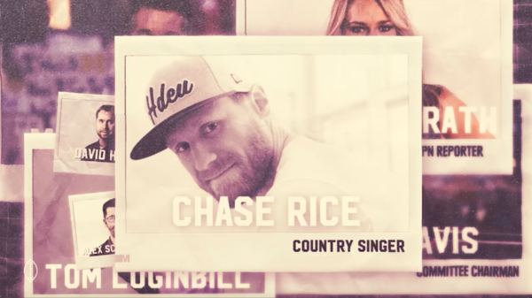 Chase Rice Home
