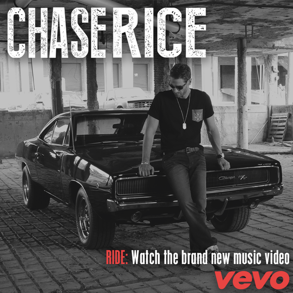 "Watch the ""Ride"" Official Music Video on Vevo"