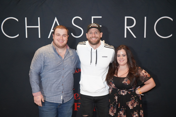 Chase Rice Media Meet And Greet Photos