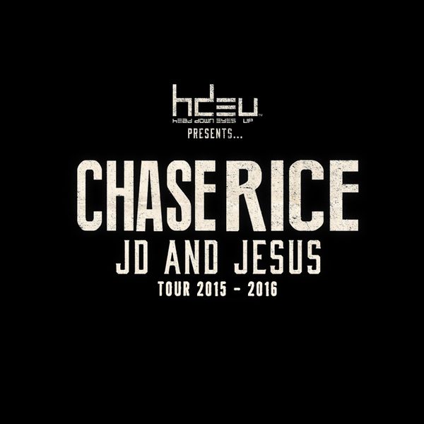 "CHASE CONTINUES TO SELL OUT JD AND JESUS TOUR DATES AND NOTCHES SECOND TOP 5 SINGLE WITH ""GONNA WANNA TONIGHT"""