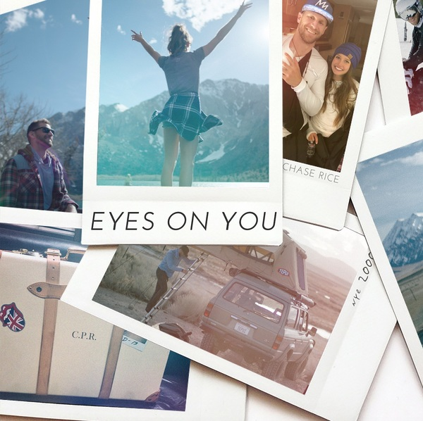 "CHASE RICE TOPS COUNTRY AIRPLAY CHARTS FOR A SECOND WEEK WITH ""EYES ON YOU"""