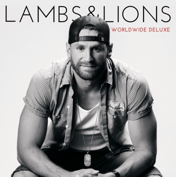 Chase Rice to Release Lambs & Lions (Worldwide Deluxe) on March 1