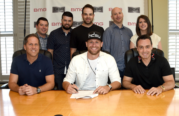 Chase Rice signs with Broken Bow Records