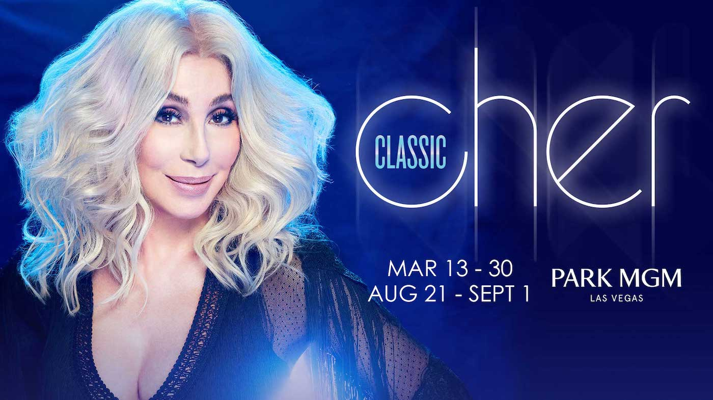 4bd61742 Here We Go Again Europe. Classic Cher Park MGM Vegas. Classic Cher Park MGM  Vegas