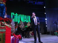 CityWalk Holiday Event