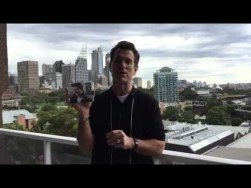 A Special Message From Chris Isaak