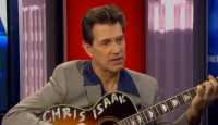 Chris Isaak goes Beyond The Sun on Fox News
