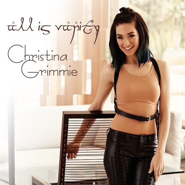 All Is Vanity CD image