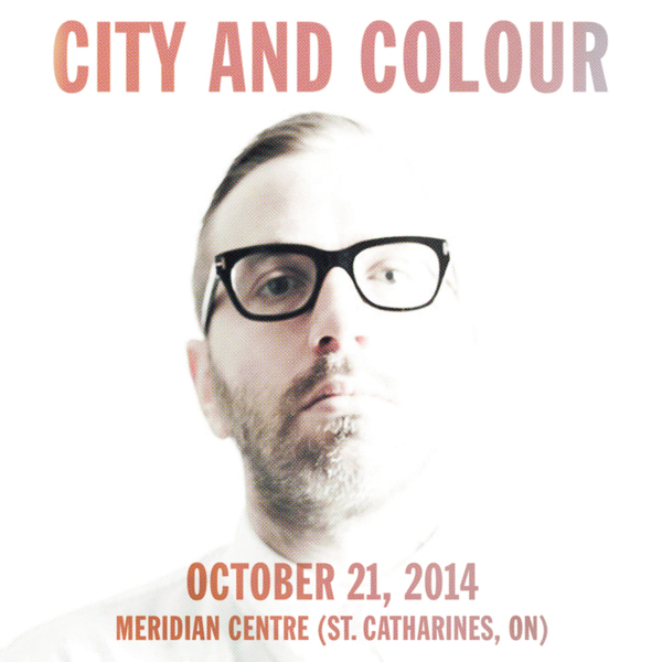 COMIN HOME: playing the Meridian Centre - Grand Opening (St. Catharines ON ~ Oct 21)