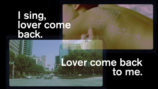Lover Come Back (Lyric Video)