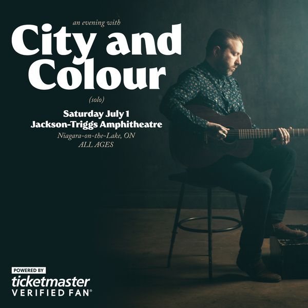 CANADA DAY - Exclusive Ontario SOLO Performance in Niagara-on-the-Lake