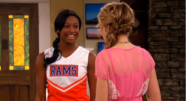 Coco on Good Luck Charlie This Sunday