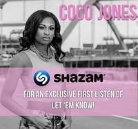 Let 'Em Know on Shazam!