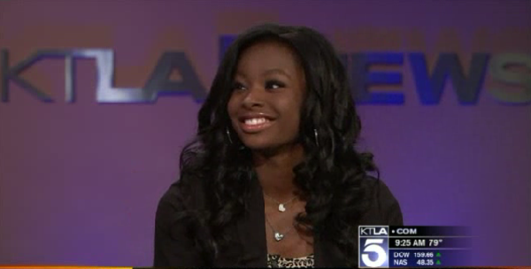 Coco Visits KTLA and Talks 'Made Of' and More