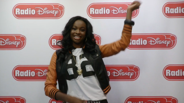 "Watch Coco on Radio Disney's ""Celebrity Take With Jake""!"