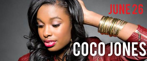 Coco Performing At Alameda County Fair on June 26