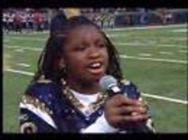 9 Year Old Coco Jones