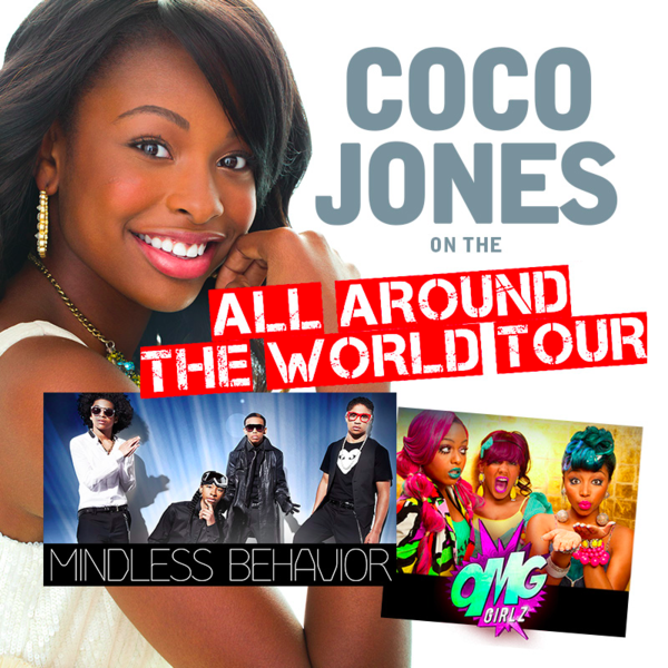 Tickets For All Around The World Tour Now On Sale In Select Cities