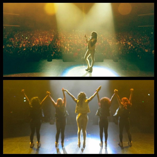 #TourMindless in Los Angeles