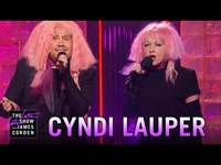 Girls Just Want Equal Funds w/ Cyndi Lauper