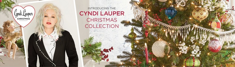 Grandin Road Christmas.Cyndi Lauper Official Site