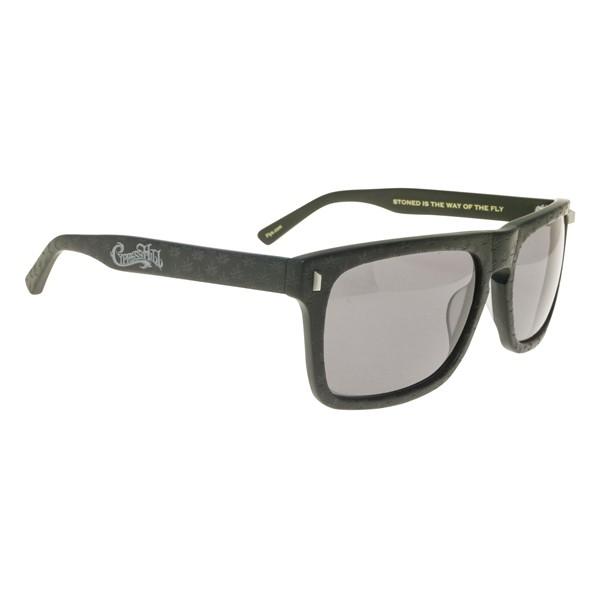 black flys sunglasses knpb  Black Flys Sunglasses image