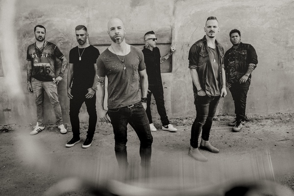 Welcome to the brand new Daughtry.com!
